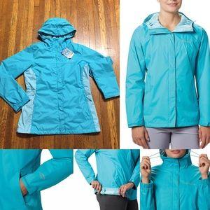 NWT Columbia Omni-Tech™ Arcadia II Rain Jacket